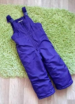 Теплые штаны, полукомбинезон oshkosh