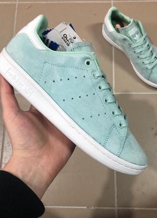 Женские кеды кроссовки adidas stan smith