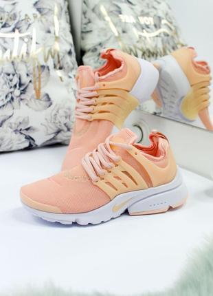 Шикарные женские кроссовки nike air presto