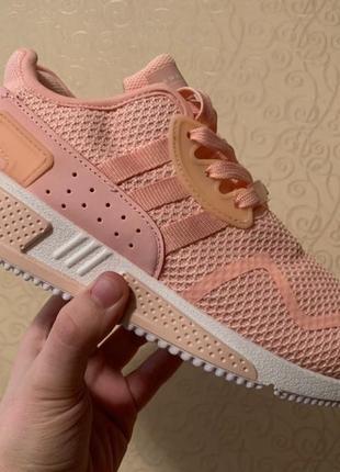 Шикарные женские кроссовки adidas eqt cushion adv