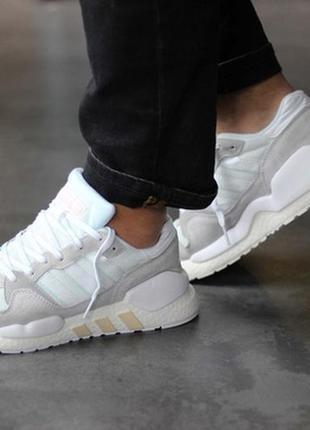 Шикарные мужские кроссовки adidas zx930 x eqt, white