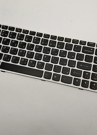 Клавиатура Lenovo нет русской раскладки G580,G585 25202820 Ори...