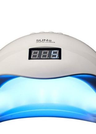 Лед лампа Sun 5 48W UV LED для сушки ногтей геля и гель лака