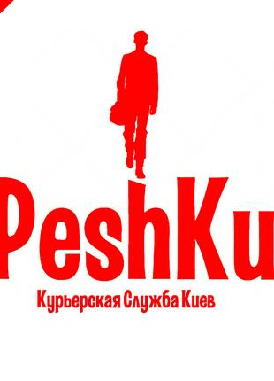 Молодая компания ПешКу (Пеший курьер)
