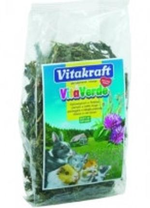Vitakraft Vita Verde смесь трав для грызунов с подорожником и ...