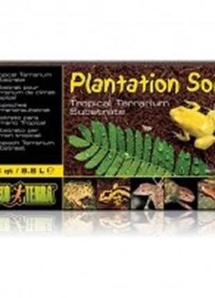 Hagen Exo Terra Plantation Soil кокосовая крошка для террариум...