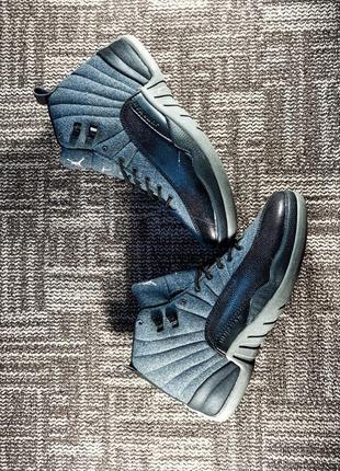 Шикарные мужские кроссовки nike air jordan 12 retro 😃 (весна л...