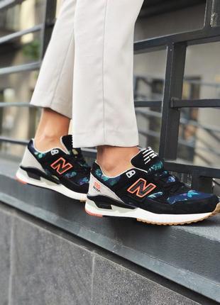 Шикарные женские кроссовки new balance 530 floral ink😃 (весна ...