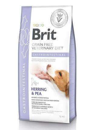 Brit GF Veterinary Diet Gastrointestinal сухой корм для собак ...