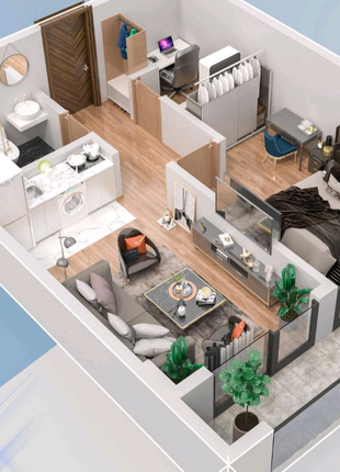 Продам квартиры в Батуми