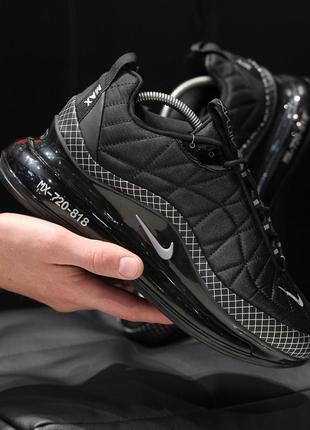 Шикарные мужские кроссовки nike air max 720 термо полуботинки😃...