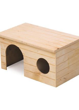Домик для морской свинки Мрия 25х15х13см