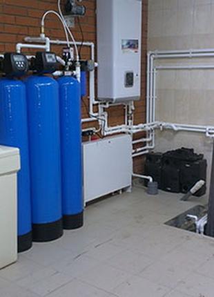Подбор и монтаж систем очистки воды