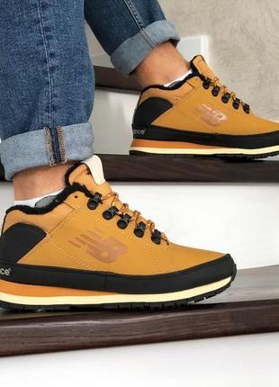 😊new balance 754 🤗 мужские ботинки зимние с мехом зима