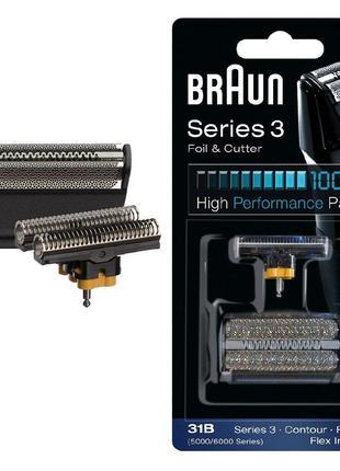 Сетка и режущий блок Braun 31B (5000/6000)