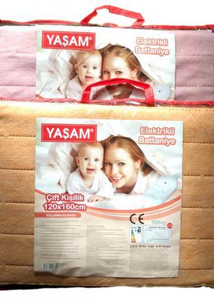 Электропростынь Yasam 120x160 - Турция (Электропростынь - терм...