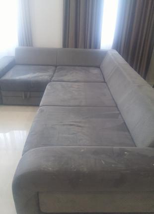 Химчистка мягкой мебели и матрасов на дому.
