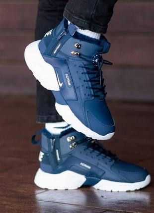 Nike air huarache acronym winter fur 🤗 мужские зимние кроссовк...
