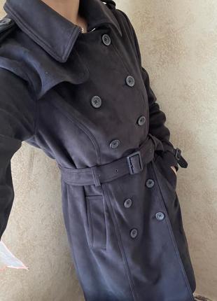 Пальто плащ куртка от love republic