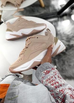 Шикарные женские кроссовки nike m2k tekno pink