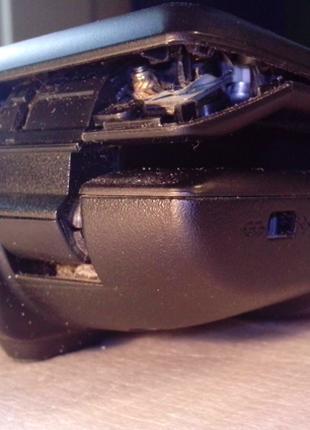 Ремонт корпуса ноутбука, восстановление стоек