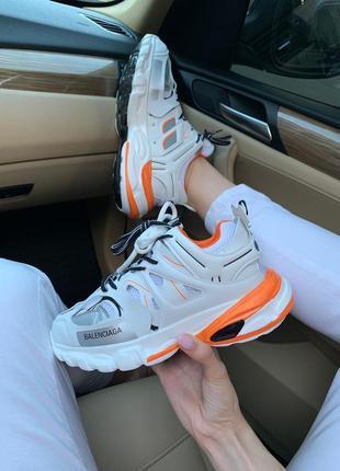 Шикарные женские кроссовки balenciaga track