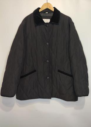 Celine демисезонная стёганая куртка