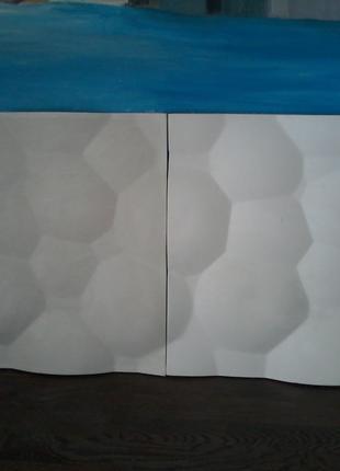 Плитка декоративная  , 3д панели