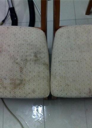 Химчистка мягкой мебели, ковровых покрытий любой сложности!
