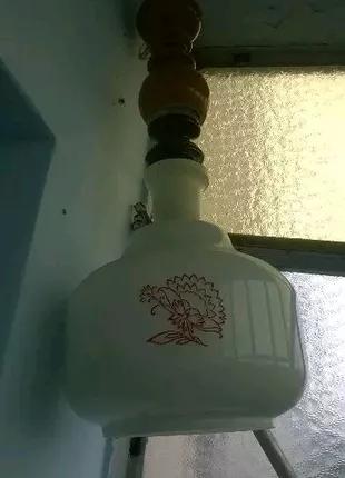 Світильник радянський