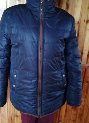 Чудова тепленька куртка на синтепоні для мужчин