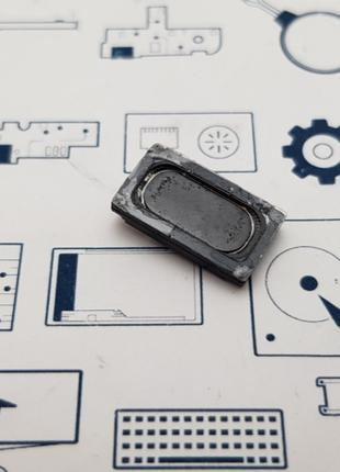 Динамик слуховой HTC ONE 801N Сервисный оригинал с разборки