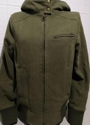 Чудова кашемірова куртка, бомбер для стильних модників