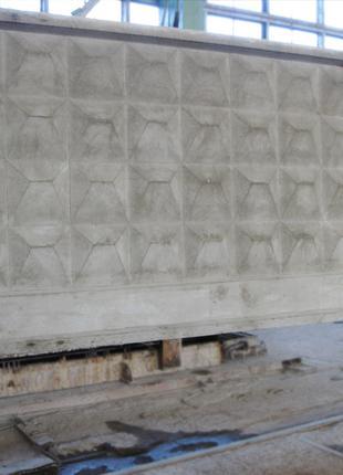Железобетонной забор, П6ВК