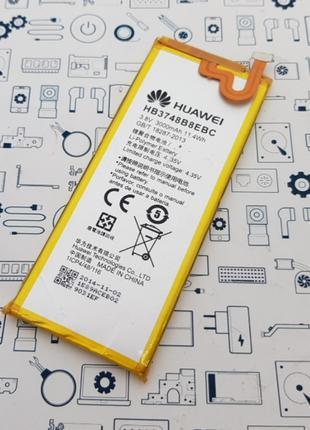 Батарея Huawei G7-L01 Сервисный оригинал с разборки (до 10% из...