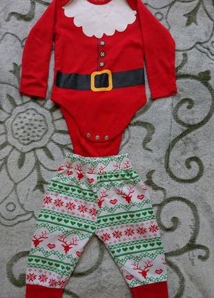 Костюм Деда мороза на 1 год