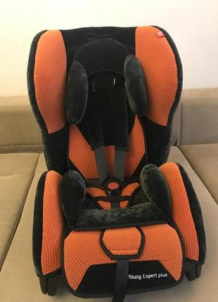 Автокресло Recaro young expert plus 9-18кг