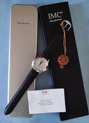 Часы наручные оригинальные IMC Manufactoria