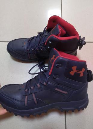 Ботинки мужские кожа зимние