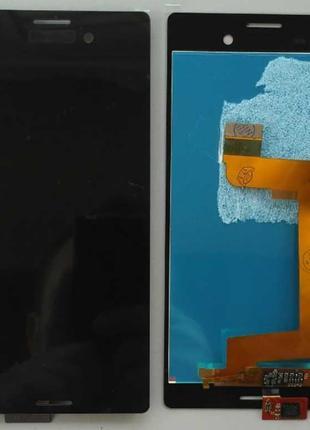 Дисплей + тачскрин для SONY XPERIA M4 Aqua E2306 Black
