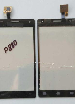 Сенсорный экран для LG P880/Optimus 4X HD Black