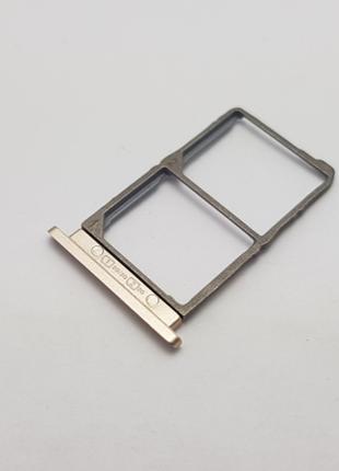 Держатель сим карты Lenovo Vibe Z2 Pro K920 золото Сервисный о...
