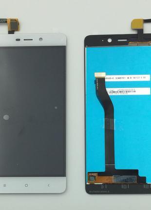 Дисплей + тачскрин для XIAOMI RedMi 4 Pro White