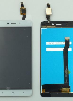 Дисплей + тачскрин для XIAOMI RedMi 4 White
