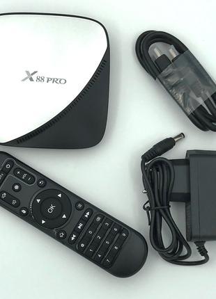Android Smart TV Box X88 PRO 4/32Gb RK3318 Quad core ARM Corte...