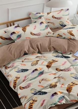 Комплекты постельного белья из ткани премиум класса сатин