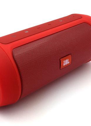 Колонка Bluetooth JBL Charger 2+ Red