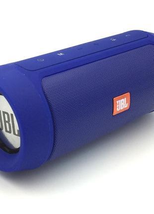 Колонка Bluetooth JBL Charger 2+ Blue