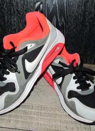 Оригинальные кроссовки nike air max  р. 38 стелька 24см