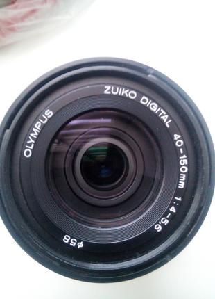 Об'єктив Olympus ZUIKO DIGITAL ED 40-150мм